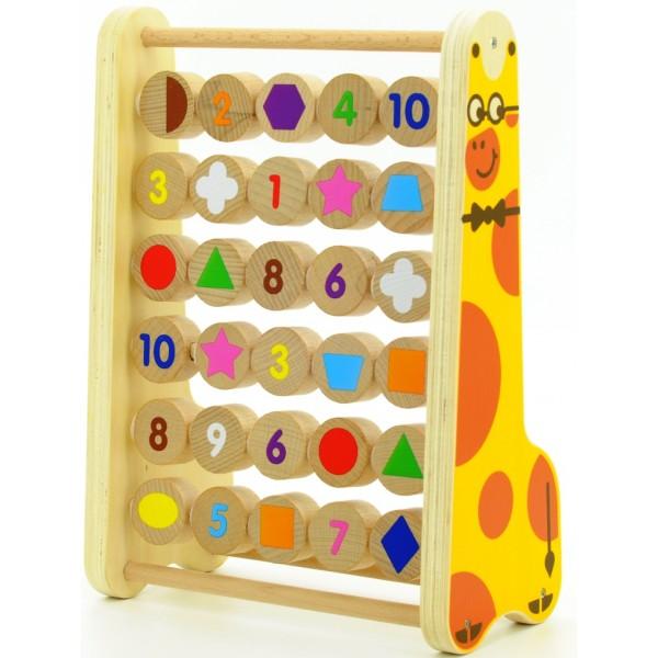 счёты Мир деревянных игрушек д171