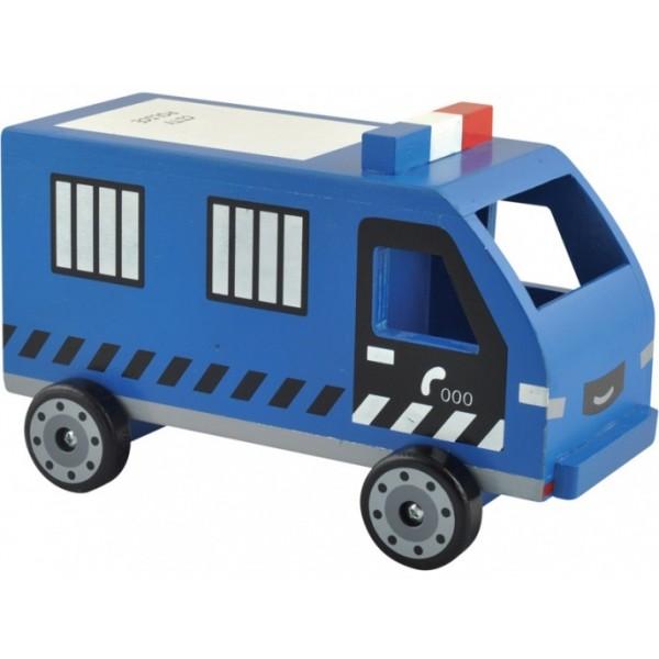Полицейская машина, Мди