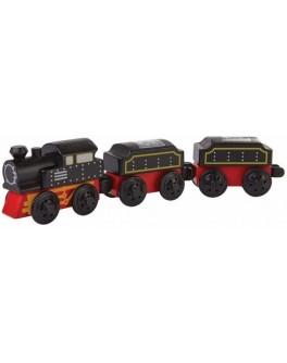 Деревянная игрушка Паровоз Plan Toys (6095) - plant 6095