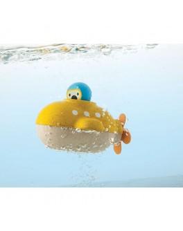 Деревянная игрушка для ванны Подводная лодка Plan Toys (5669) - plant 5669