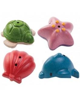 Деревянная игрушка Морская жизнь Plan Toys (5658) - plant 5658