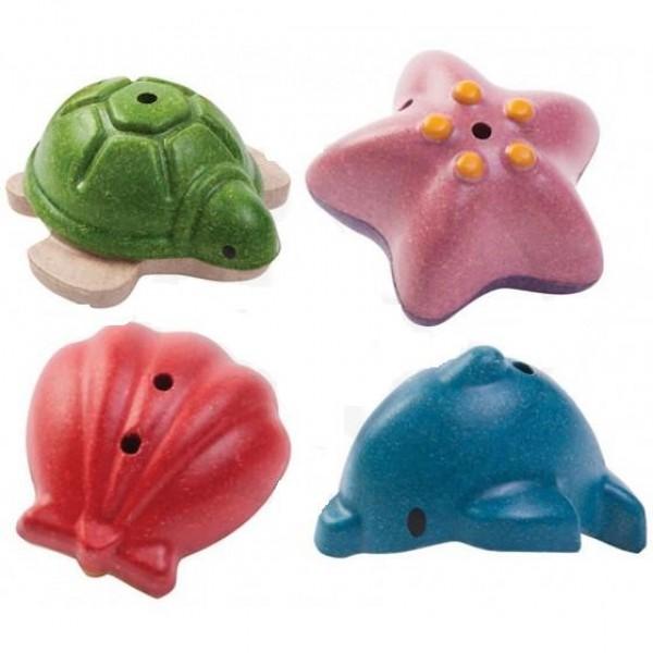 игрушка для ванной Морская жизнь Plan Toys (5658)