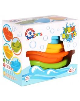 Іграшка для купання Кораблики Технок (6597)