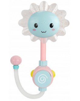 Іграшка для купання Квіточка з бризкалкою (G 406-1)
