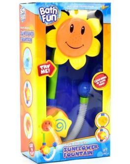 Игрушка для ванной Водопад Подсолнух (9904)