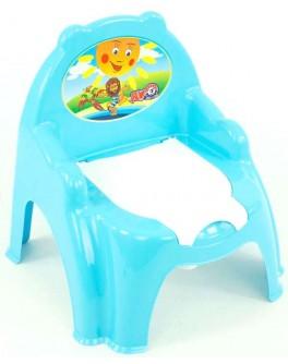 Детский горшок-кресло Львёнок, TM Технок - ves 4074