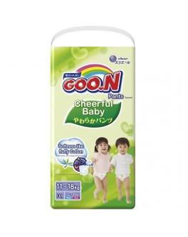 Трусики-подгузники Cheerful Baby для детей 11-18 кг (размер XL, унисекс, 42 шт) - KDS 853461