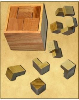 Гала-куб Головоломка