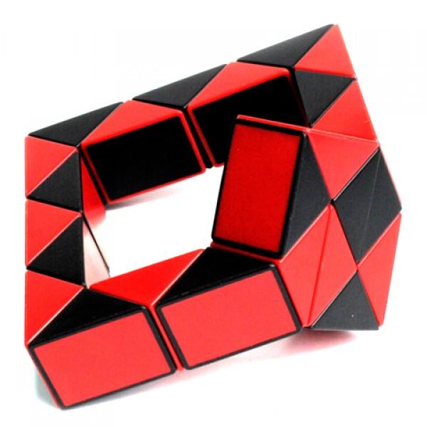игра головоломка змейка рубика