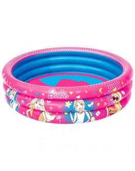 Детский надувной бассейн Bestway Барби 122х30 см (93205) - mpl 93205