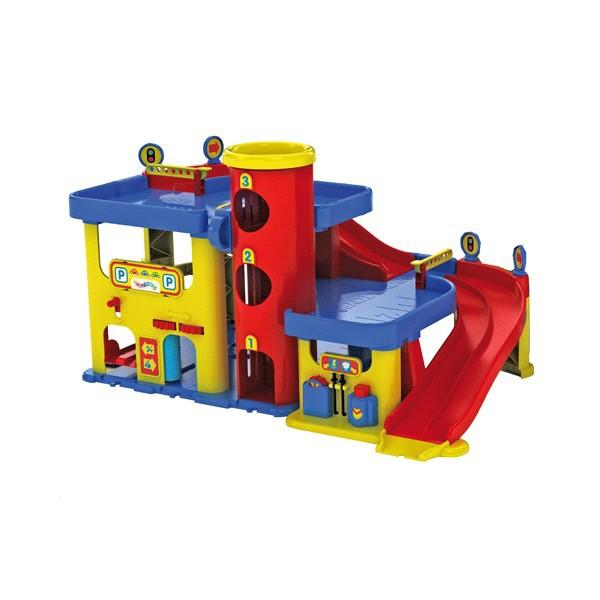 Гараж трехуровневый Viking Toys 5500 Паркинг - Kklab 5500