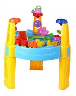 Столик для игры с песком и водой Паровозик М1869 - BBP M1869
