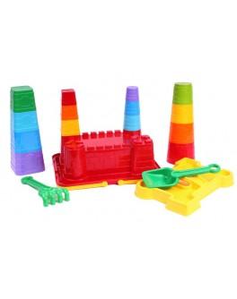 Іграшка для піску Набір Фортеця Технок (4647)