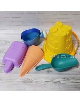 Мягкий набор для песка Мороженое - mpl HG-759