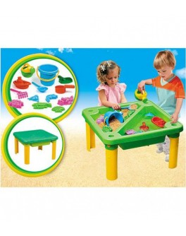 Столик-песочница Замок