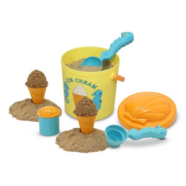 Набор для приготовления песочного мороженого Melissa & Doug - MD 6433