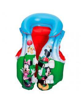 Детский надувной жилет Bestway с героями любимых мультфильмов - mpl 91070