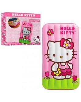 Матрас надувной детский Hello Kitty Intex 88х157х18 см (48775) - mpl 48775
