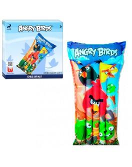 Надувной пляжный матрас Bestway Angry Birds 119х61 см (96104) - mpl 96104