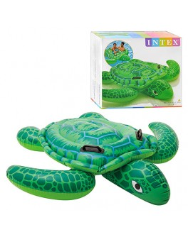 Надувной плотик Intex Черепаха 191x170 см (56524) - ves 56524