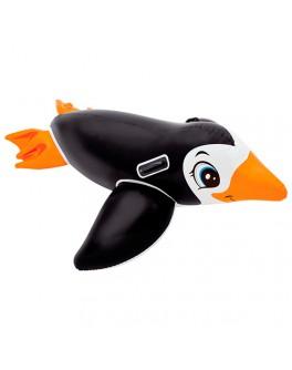 Надувной плотик Intex Пингвин 151х66 см (56558)