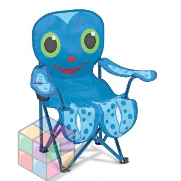 """Раскладной стульчик """"Осьминог Флекс"""" Melissa & Doug - MD 6418"""