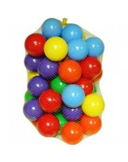 Шарики малые мягкие M-toys для сухого бассейна 6 см - mlt 13026|13027