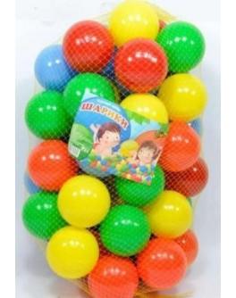 Шарики средние мягкие M-toys для сухого бассейна 7 см - mlt 16026