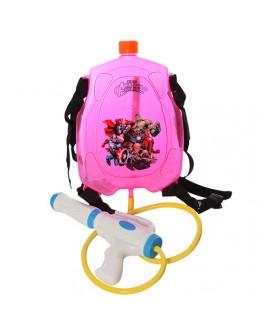 Детский водяной автомат M 3089 (с баллоном на плечи)