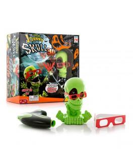 Интерактивная игра Johny The Skull Джонни Скелетончик 3D - kklab 3053