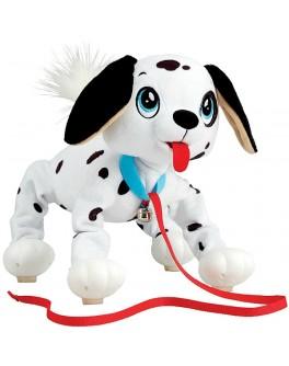 Интерактивная игрушка Peppy Pets Веселая прогулка - Далматинец, 28 см (245284)