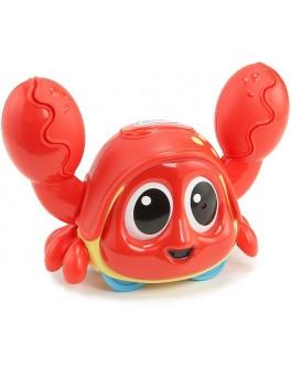 Интерактивная игрушка серии Исследователи океана - ПОЙМАЙ МЕНЯ, КРАБИК! (звук, датчик движения)