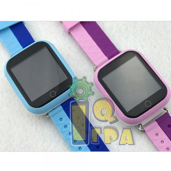 часы gps smart baby watch q100