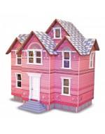 Будиночки і меблі для ляльок стануть чудовим подарунком для дівчинки