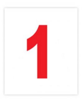 Карточки Домана мини Цифры Вундеркинд с пеленок - WK 2100064096129