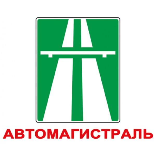 Карточки Домана мини Дорожные знаки русский язык Вундеркинд с пеленок - WK 2100064096655