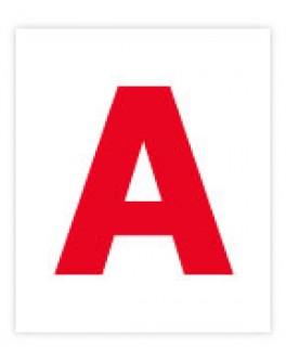 Карточки Домана мини Буквы укр. язык Вундеркинд с пеленок