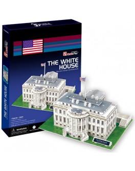 3D-конструктор CubicFun Белый дом (C060h)
