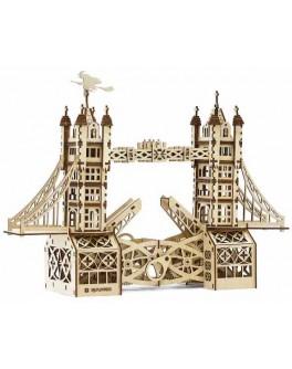 Механический конструктор 3D из дерева Тауэрский мост, MR. Playwood - MPlay 10002