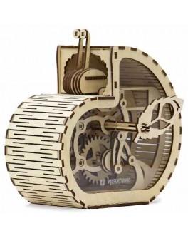 Механический конструктор 3D из дерева Улитка - копилка, MR. Playwood - MPlay 10001