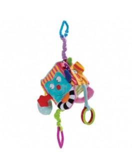 Развивающая игрушка-кубик - ИГРАЕМ С КУКИ Уценка! Скидка 20%