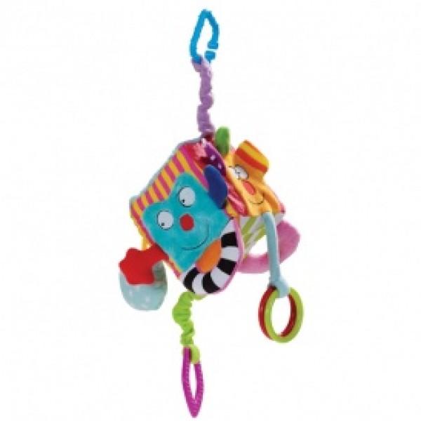 Развивающая игрушка-кубик - ИГРАЕМ С КУКИ - KDS 11205