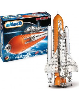 Металлический конструктор Eitech Космический корабль