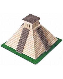 Конструктор из керамических мини-кирпичиков Пирамида, 750 деталей - esk 70347