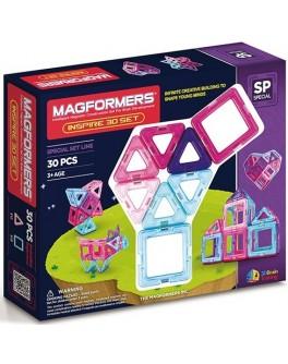 Магнитный конструктор Magformers Вдохновение, 30 элементов - ITT 704002