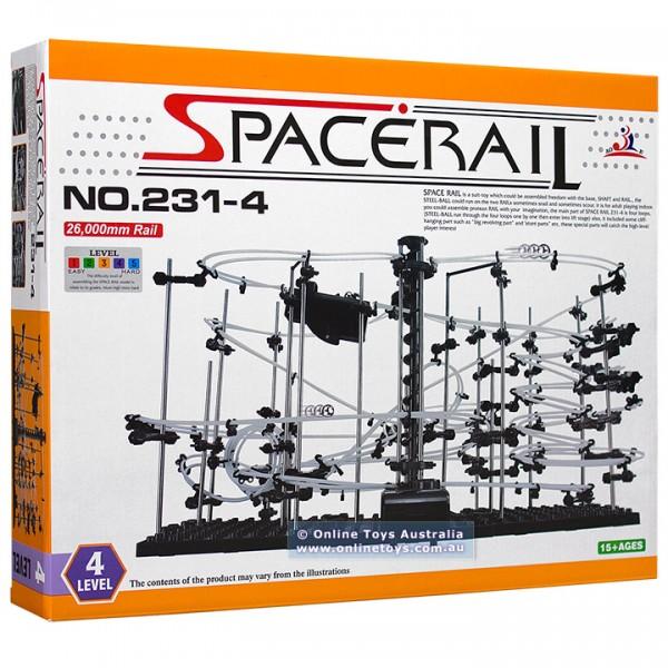 конструктор Динамический SpaceRail Level 4