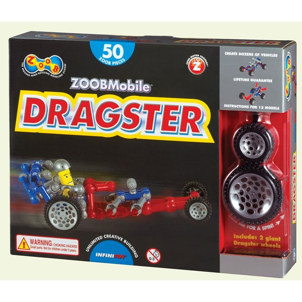 фото ZOOB Mobile Dragster - kklab 12054