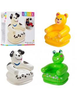 Надувное детское кресло Intex Happy Animal (68556) - mpl 68556