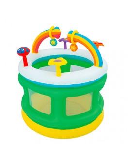 Надувной манеж для детей Bestway с игрушками (52221)