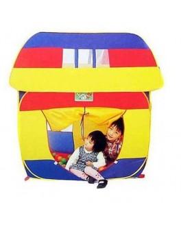 Палатка детская Домик большой - mlt  8078